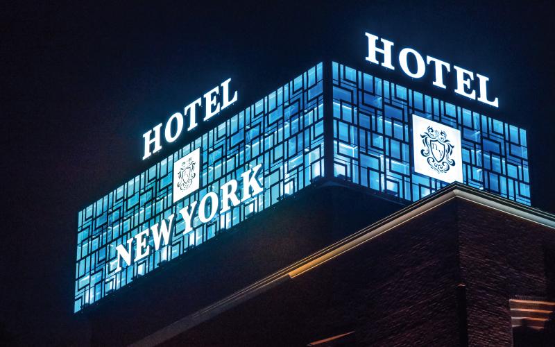 HOTEL ニューヨーク