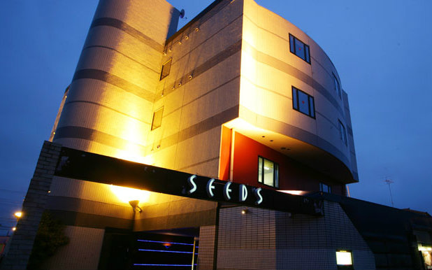 HOTEL SEEDS 土浦店