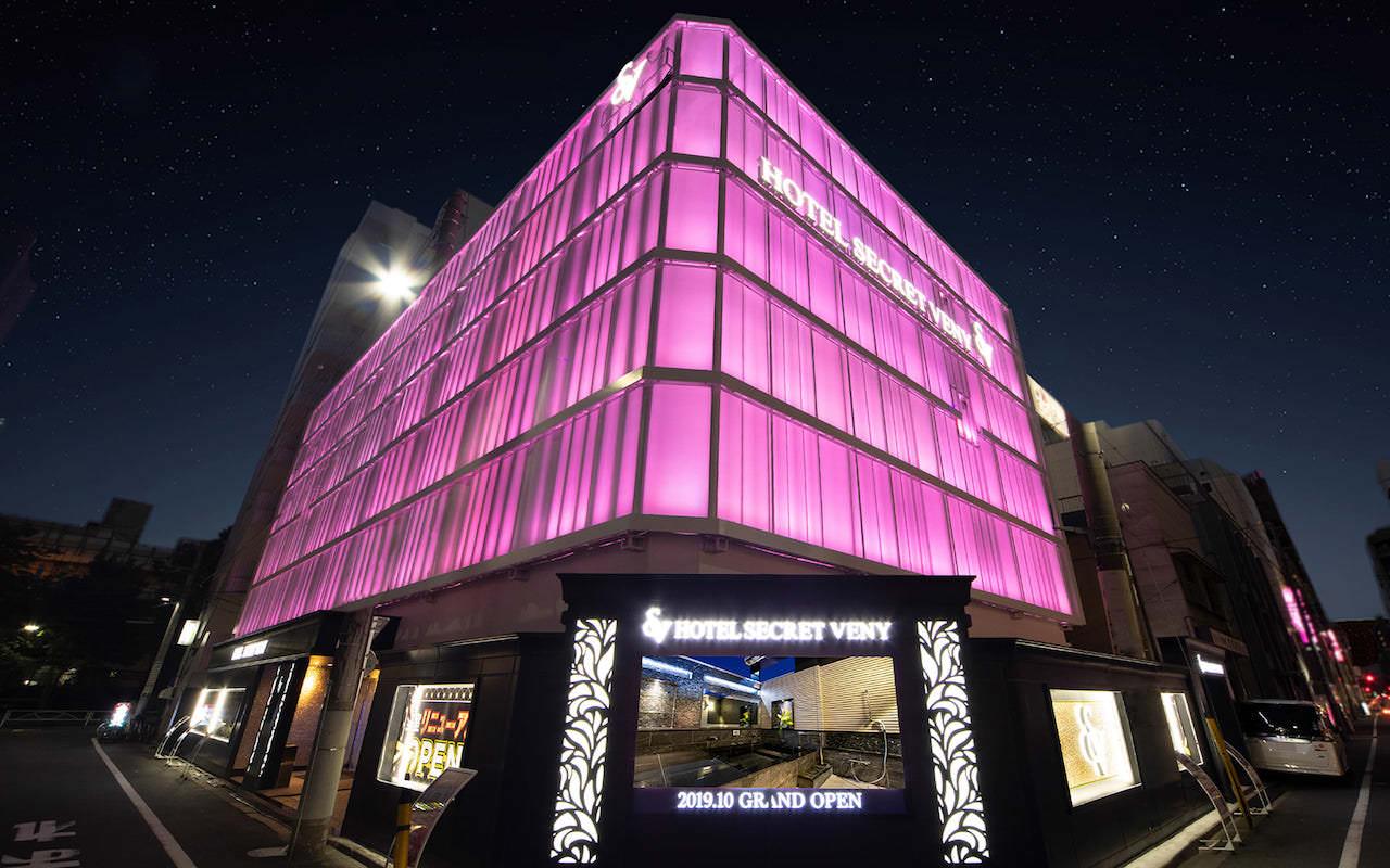 HOTEL Secret Veny(旧:HOTEL Bristol)