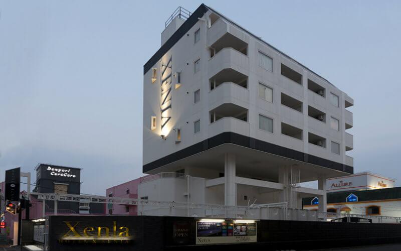 HOTEL Xenia 守山店