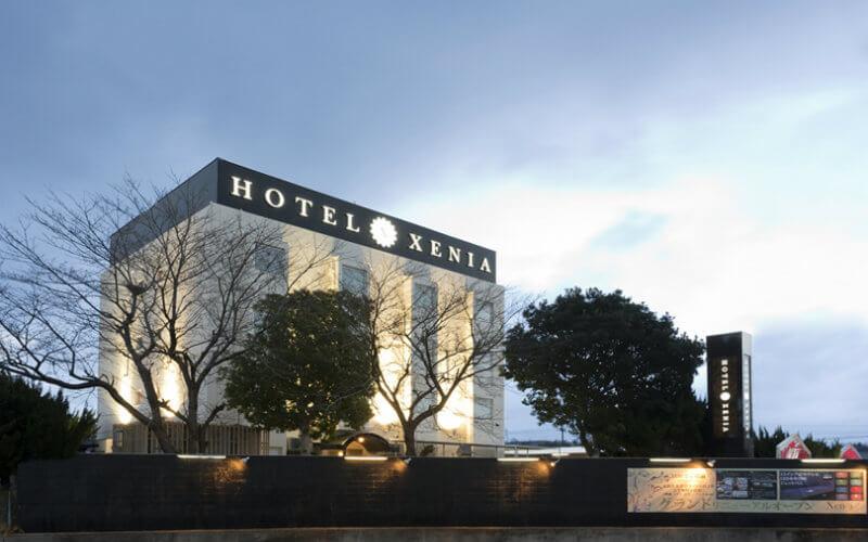 HOTEL Xenia 三雲店