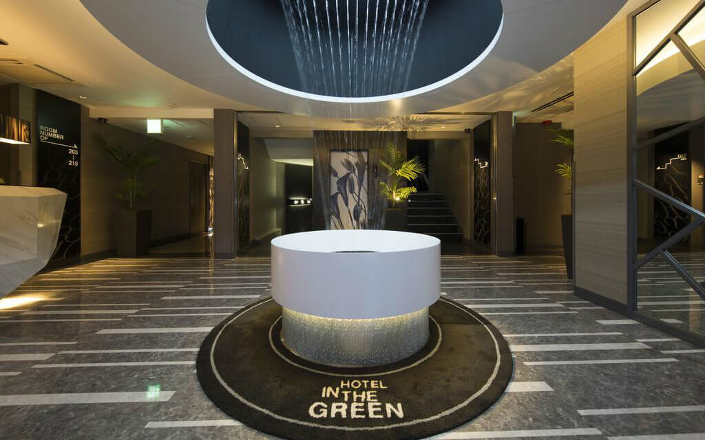 HOTEL IN THE GREEN 京都