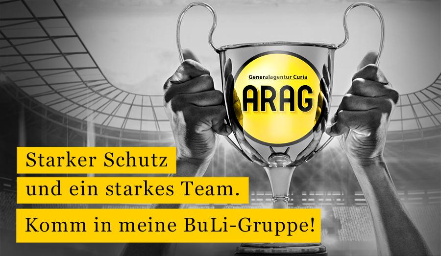ARAG Generalagentur Curia BuLi-Tippspiel