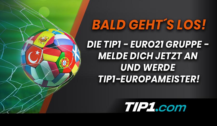 TIP1-Euro21-Tippspiel