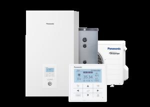 Panasonic Aquarea + 200L tarbeveeboileriga Kliimamarket