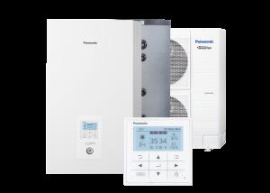 Panasonic Aquarea T-Cap + 200L tarbeveeboileriga Kliimamarket