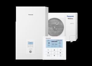 Panasonic Aquarea J-seeria Kliimamarket