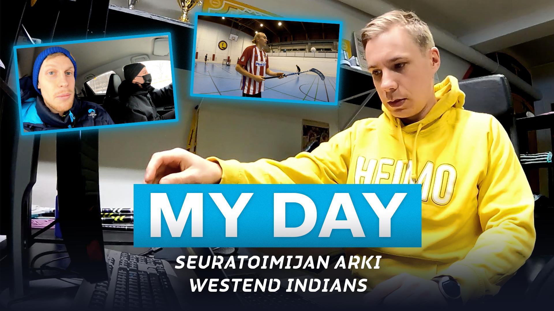 Juha Seppä My Day