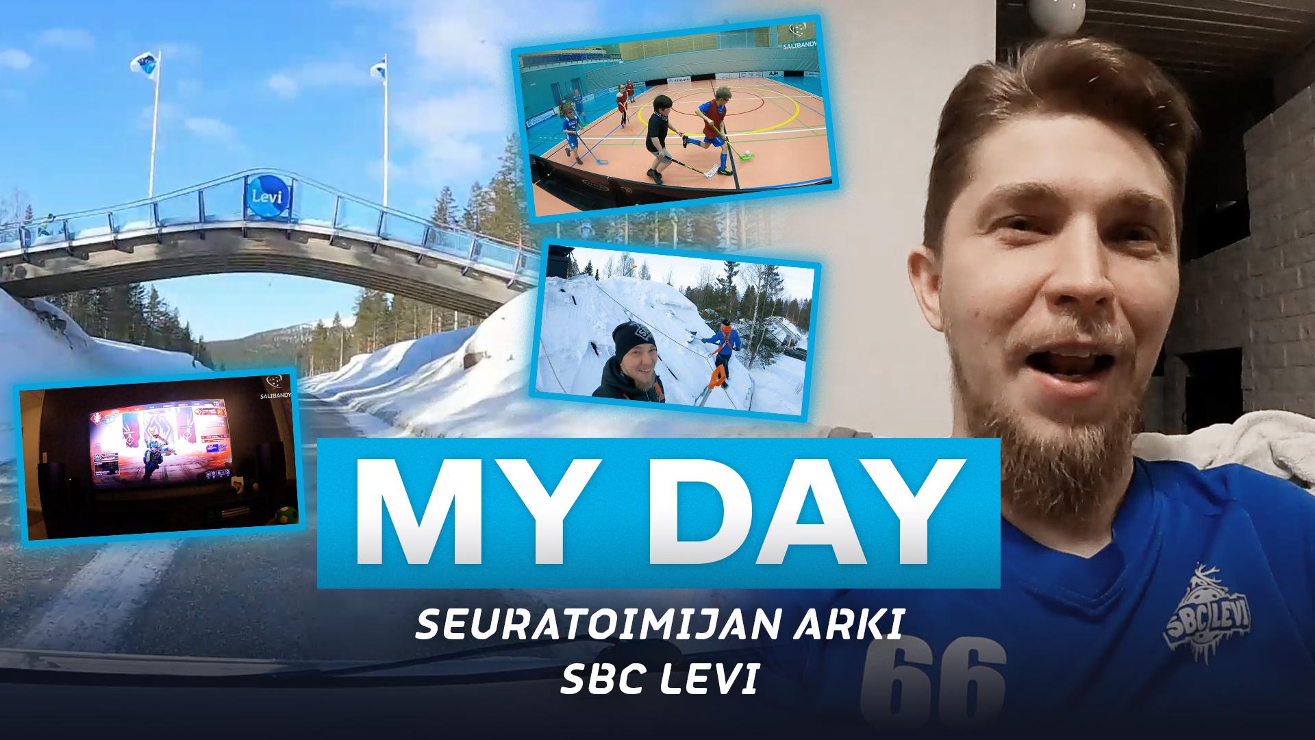 Tuomas Similä SBC Levi MY DAY