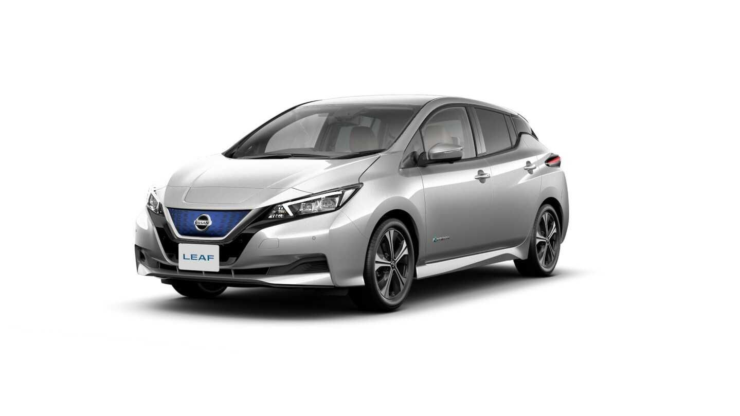 THE ALL NEW NISSAN LEAF