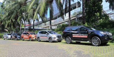 Nissan ajak berkreasi melalui drawdrawdraw