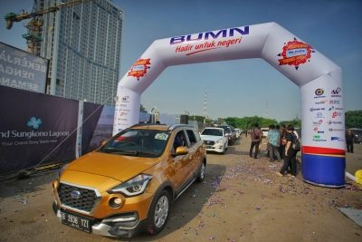 Nissan Datsun Lintas Tol Trans Jawa