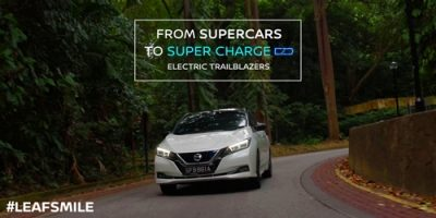 from supercars to supercharges