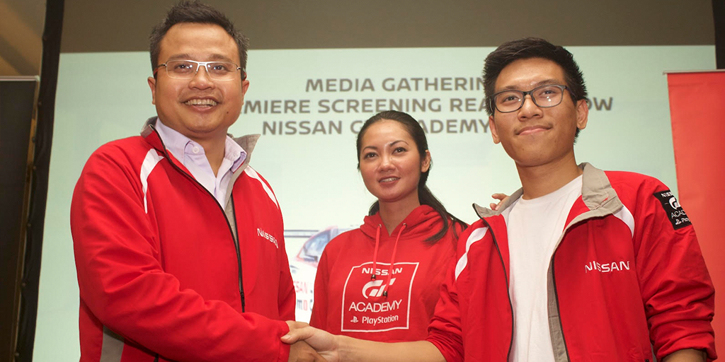 Nissan Ajak Urang Bandung Saksikan Persaingan Sengit 20 Finalis GT Academy 2016 Di Layar Kaca