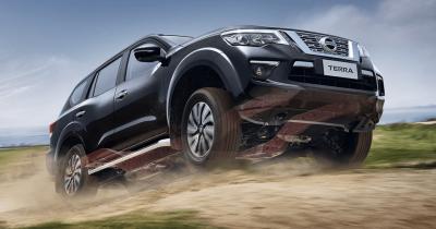 Nissan Terra 4WD