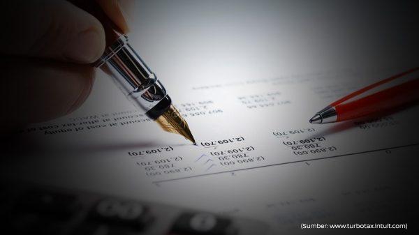 perhatikan pajak yang dikenakan