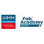 logo Fab'Academy du pôle formation de l'UIMM, centre de La Roche-sur-Yon