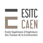 logo Ingénieur diplômé de l'ESITC de Caen