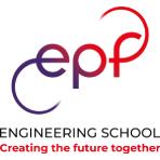 logo Ingénieur diplômé de l'EPF spécialité systèmes d'information et génie industriel, en partenariat avec l'ITII Ile-de-France