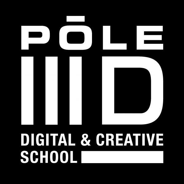 logo Pôle 3D