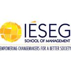 logo IESEG School of Management, campus de Paris