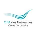 logo Centre de formation d'apprentis des universités Centre-Val de Loire