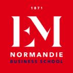 logo Ecole de management de Normandie, campus de Paris