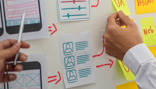 UX designer, Designer UX/UI, Lead UX designer, Designer
