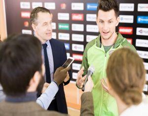 Journaliste sportif