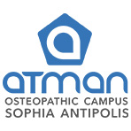 Logo ATMAN OSTEOPATHIC CAMPUS
