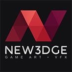 Logo New3dge - L'Ecole d'Arts Numériques