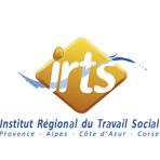 Logo Institut Régional du Travail Social PACA et Corse (IRTS)