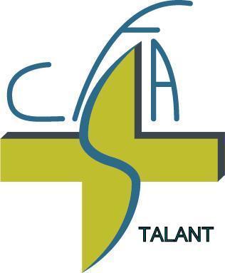 Logo CFA des Préparateurs en Pharmacie de Talant