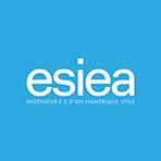 Logo ESIEA - Ecole d'ingénieurs numériques