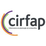 Logo Cirfap – formation plasturgie et composites