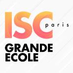 Logo ISC Paris Grande École – École de Commerce, École de Management, Business School