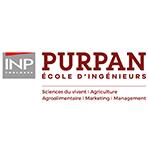 Logo Ecole d'Ingénieurs de PURPAN