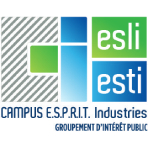 Logo Campus E.S.P.R.I.T. Industries