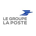 Logo LE GROUPE LA POSTE