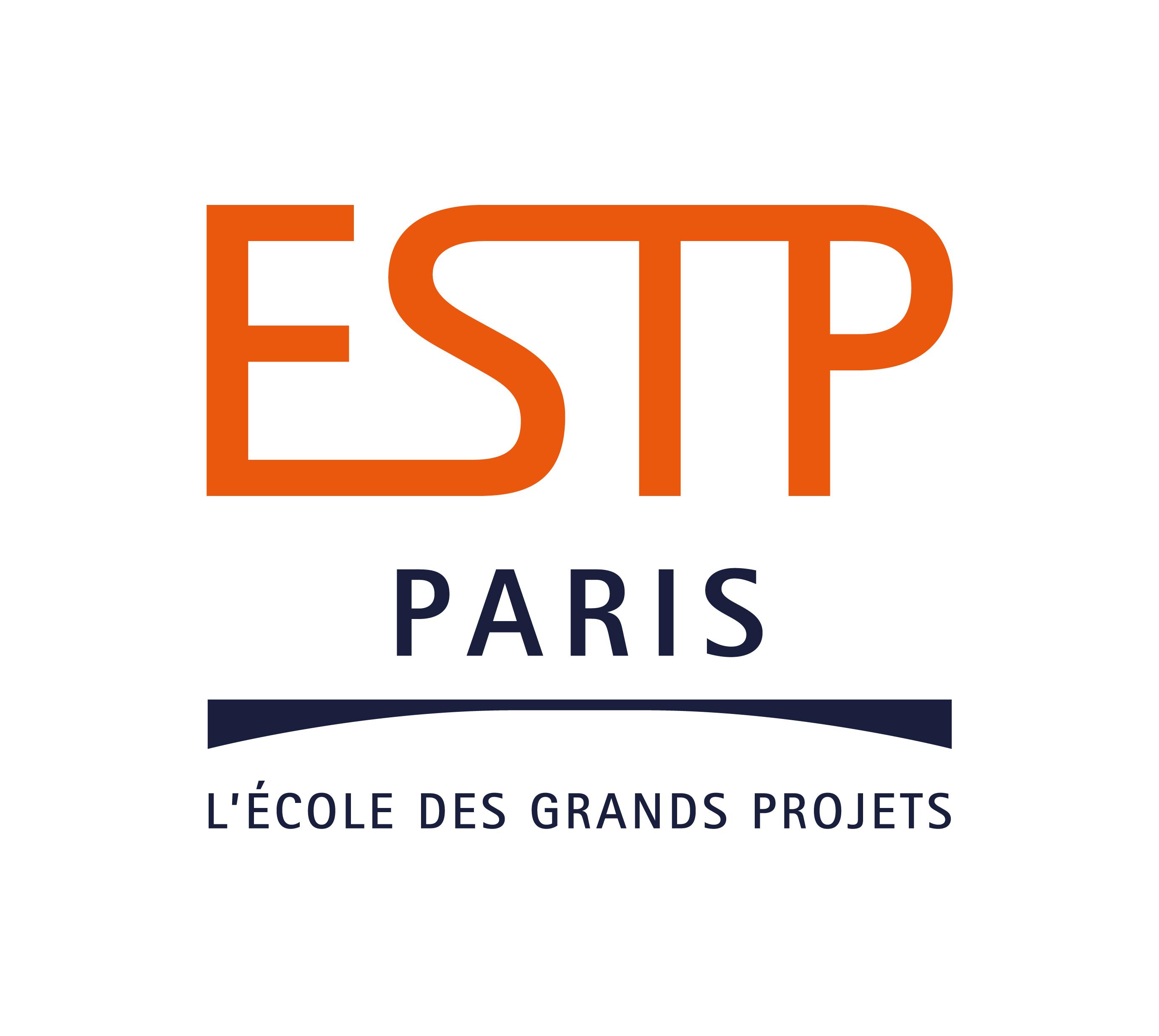 Logo ÉCOLE D'INGÉNIEUR - ESTP Paris