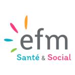 Logo EFM Santé Social