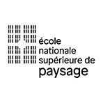 Logo École nationale supérieure de paysage