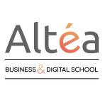 Logo Altéa Business & Digital School