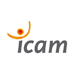 Logo Icam - Institut Catholique d'Arts et Métiers
