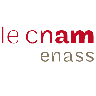 Logo Enass, Ecole Nationale d'Assurances