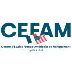 Logo CEFAM, centre d'études franco americain de management - Ecole de commerce et de management