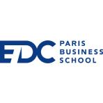 Logo BACHELOR EN MANAGEMENT - EDC PARIS BUSINESS SCHOOL