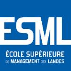 Logo ESML - École Supérieure de Management des Landes