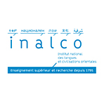 Logo Inalco – Institut national des langues et civilisations orientales