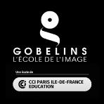 Logo GOBELINS, l'école de l'image